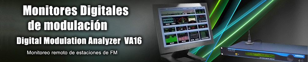 Monitores Digitales VA16